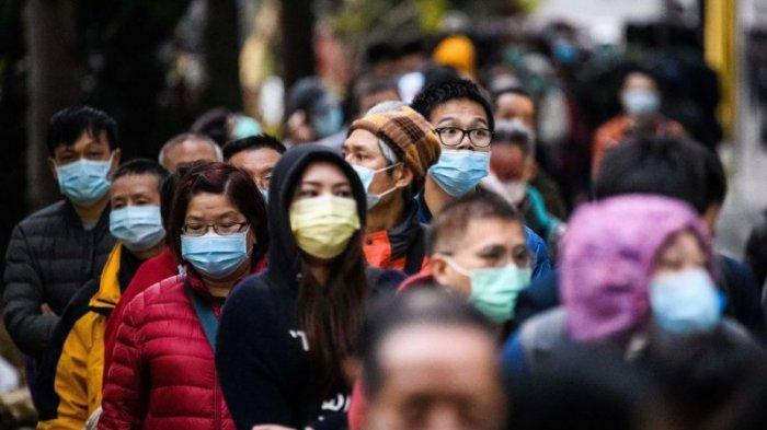 DARURAT Covid-19, Orang Tanpa Masker Bisa Dibawa ke Ruang Isolasi? Saran Epidemiolog: Gak Usah Denda