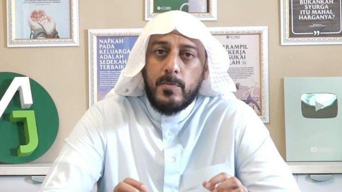 Kebaikan Syekh Ali Jaber Semasa Hidup, Umrahkan Bocah Pemulung dan Memaafkan Pemuda yang Menusuknya