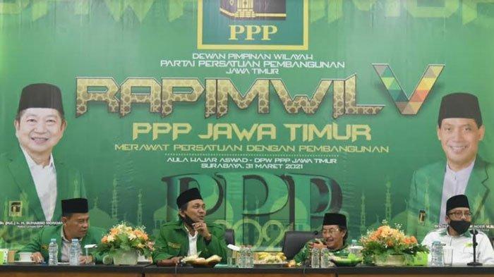Nama Bupati Bangkalan Ra Latif Masuk dalam Bursa Calon Ketua DPW PPP Jatim, ada 2 Nama Lain