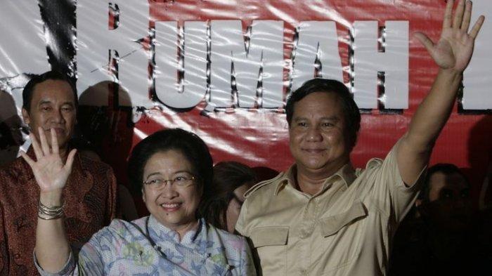 Prabowo Mau Bikin Patung Bung Karno Naik Kuda, Megawati Beri Respon Sangat Mengejutkan