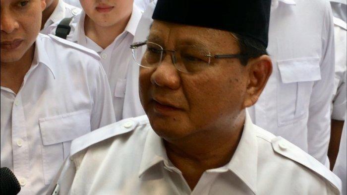 Gerindra Jatim Terus Getol Dorong Prabowo Subianto Maju di Pilpres 2024, Siap Antar Kemenangan