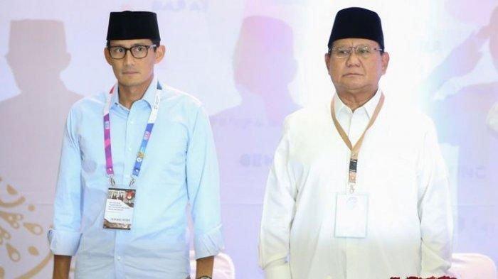 REAL COUNT TPS:Prabowo-Sandiaga Unggul Tipis AtasJokowi-Maruf Amin di TPSGus Ipul Nyoblos