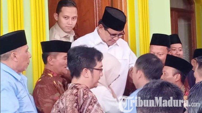 Prabowo & Rachmawati Sowan ke Mursyid Tarikat Shiddiqiyyah, Pengalaman Baru ini Bikin Dia Terkesima