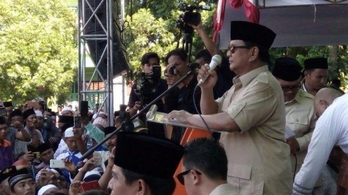 Prabowo Subianto Figur Tak Terganti, Gerindra Jatim akan Dukung Prabowo Kembali Jadi Ketua Gerindra