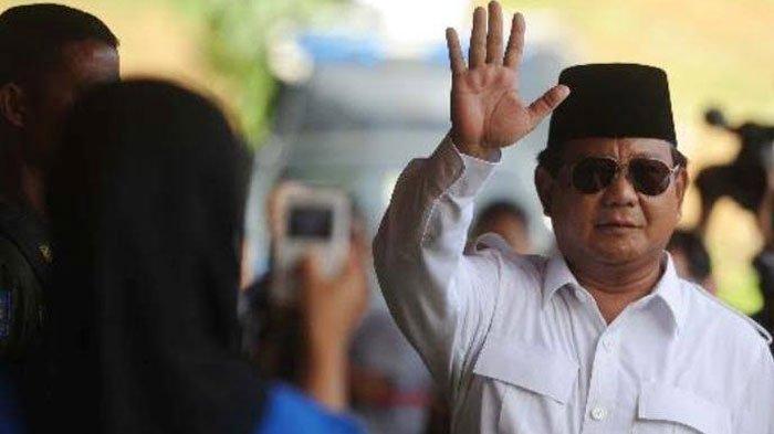 Andai Menhan Prabowo Jadi Presiden Hingga Soal Demo Penolakan UU Cipta Kerja Omnibus Law