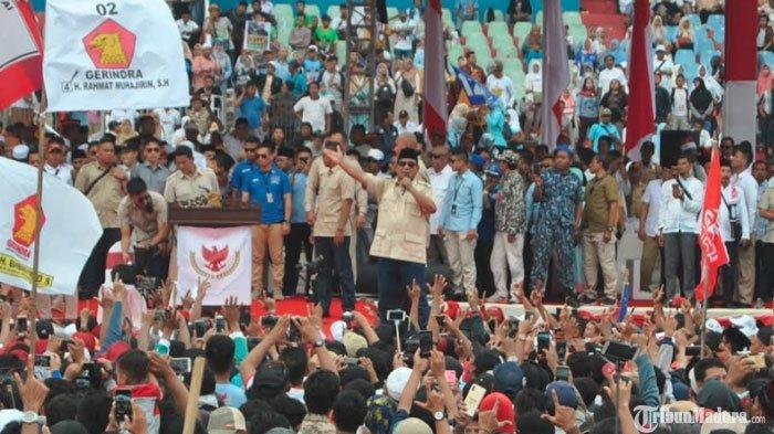 Prabowo Subianto Minta Maaf Pakai'Lo' dan 'Gue' saat Kampanye, Pilih Hal Itu saat dalam Dua Kondisi