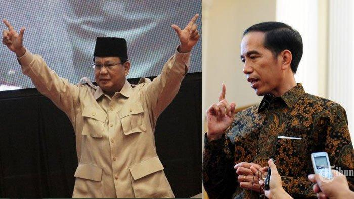Real Count Pilpres 2019, Satu Kecamatan di Surabaya Menangkan Jokowi, Selisihnya Telak dari Prabowo