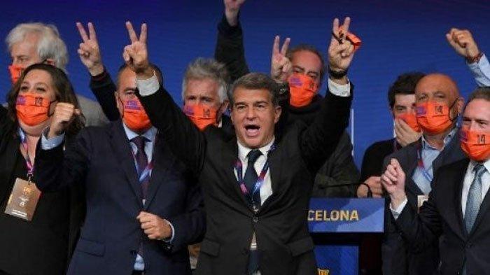 Barcelona Semakin Terpuruk, Kini Presiden, Pelatih dan Pemain Tidak Sejalan
