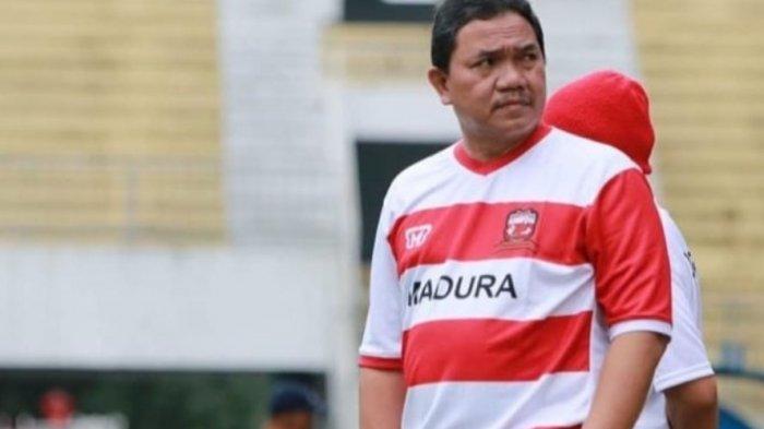 Respons Presiden Klub Madura United Soal Kompetisi Liga 1 2020 Ditunda, Minta PSSI Bertanggungjawab