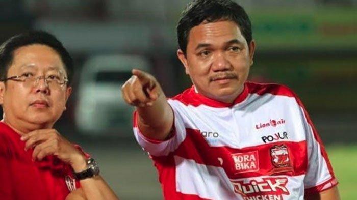 Liga 1 Lanjut Awal 2021, Presiden Klub Madura United Sebut PSSI Harus Tanggung Jawab pada Klub