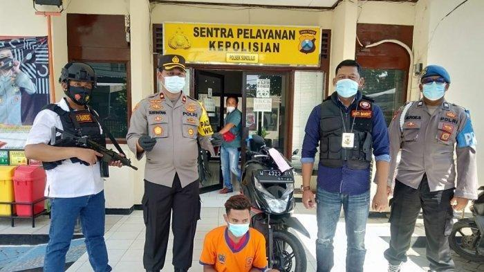 Ditangkap Saat Curi Motor di Surabaya, Pria Madura ini Bikin Pusing Polisi Gegara KTP yang Dibawanya