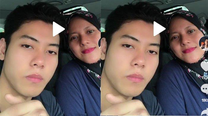 VIRAL Video Prank TikTok Pacar Hamil Ibunya Kaget, Berawal dari Pesan Masuk, Reaksi Ibu jadi Sorotan