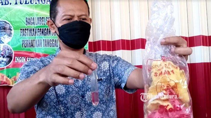 Sejumlah Makanan Takjil di Tulungagung Mengandung Bahan Berbahaya, Ada Boraks sampai Formalin
