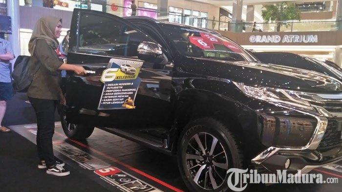 PT Mitsubishi MotorsPamerkan13 Unit ProdukUnggulan pada Pameran Mobil di Pakuwon Mall