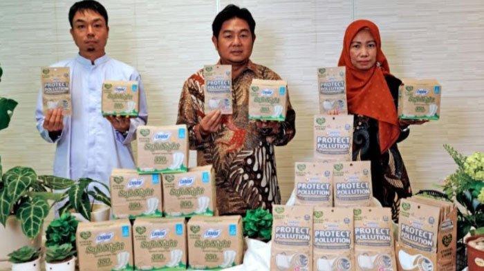PT Uni Charm Indonesia Luncurkan Pembalut Wanita dan Masker dengan Kemasan Kertas Edisi Terbatas