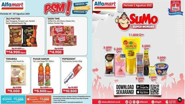 PROMO Alfamart Hari Ini 3 Agustus 2021, Diskon Harga Camilan, Koko Krunch Combo Beli 2 Cuma Rp10.000
