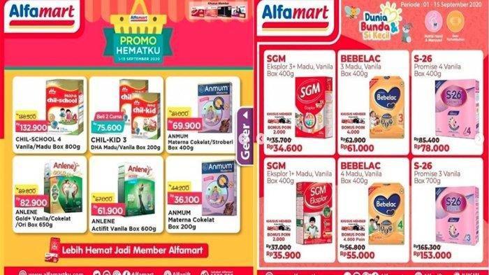 Katalog PromoAlfamartRabu 2 September 2020, Diskon Beras, Kecap hingga Detergen Rinso Rp 15.900