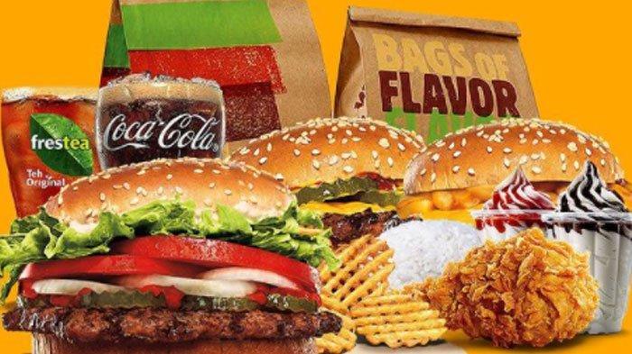 Promo Burger King Periode Februari 2021, Beragam Item Menu Mulai Harga Rp 47.273, Simak Syaratnya