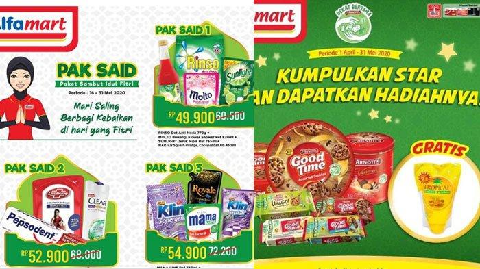 Promo Alfamart 22 Mei 2020, Banjir Diskon Sambut Idul Fitri, Paket Lebaran Gratis Minyak Goreng
