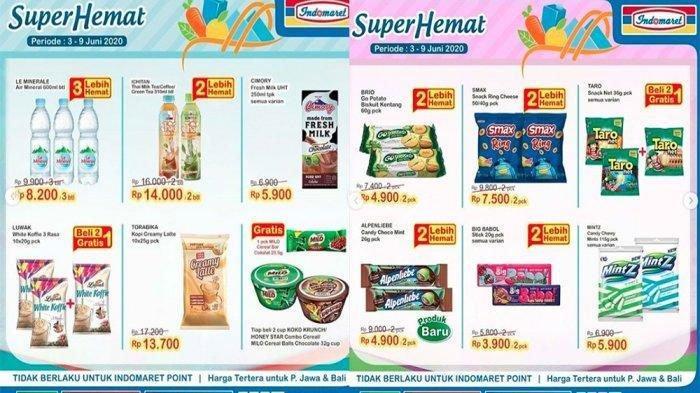 Update Katalog Promo Indomaret 9 Juni 2020, Promo Beli 2 Gratis 1 dan Promo Minyak Goreng Murah