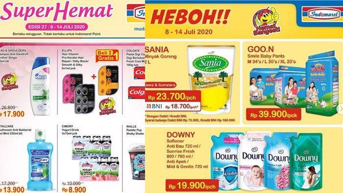 Katalog Promo Indomaret 14 Juli 2020, Promo Minyak Goreng Murah Hingga Promo Super Hemat