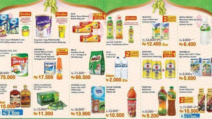 Daftar Promo Indomaret 26 Mei 2020, Beli Susu Gratis Minyak Goreng dan Promo Beli Banyak Lebih Hemat