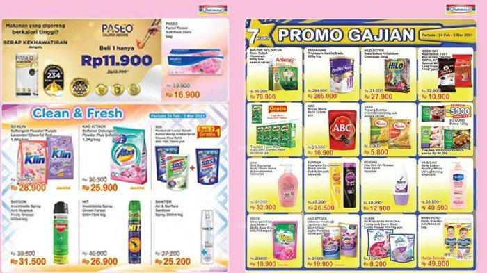 Berlaku Sampai Besok, Promo Indomaret Tawarkan Diskon Harga Deterjen, Shampoo, Susu hingga Camilan