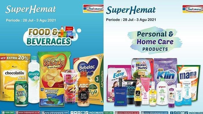 Promo Indomaret dan Alfamart Rabu 28 Juli 2021, Kopi Berbagai Merek Serba Rp 5000 hingga Susu Sehat