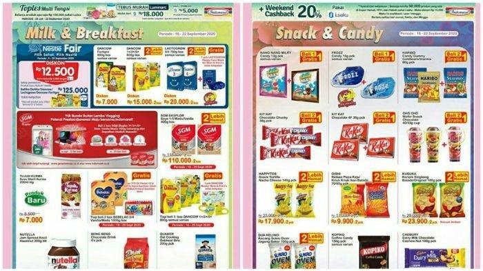 Daftar Promo IndomaretRabu 16 September 2020, Diskon Harga Shampoo, Sabun hingga Detergen Rinso