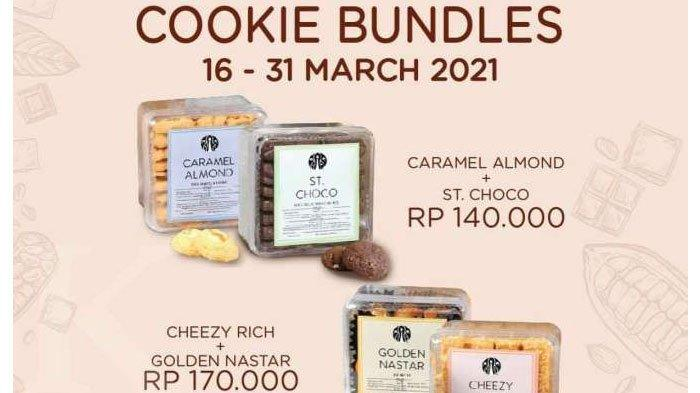 Promo J.CO Terbaru Sampai 31 Maret 2021, Ada Banyak Pilihan Paket Cookie Bundles Mulai 140.000 Saja