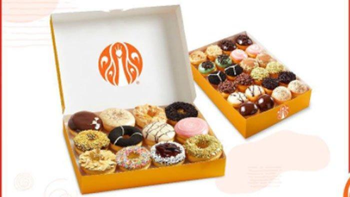 Promo J.CO Merdeka Berlaku sampai Akhir September 2021, 1 Dzn Donut + 1 Box JPOPS Cuma Rp 115.000