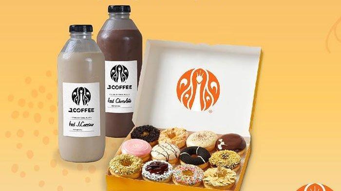 Promo J.CO Berlaku sampai 19 September, Dapatkan 1 Lusin Donut dan 1 Lt JCOFFEE dengan Harga Spesial