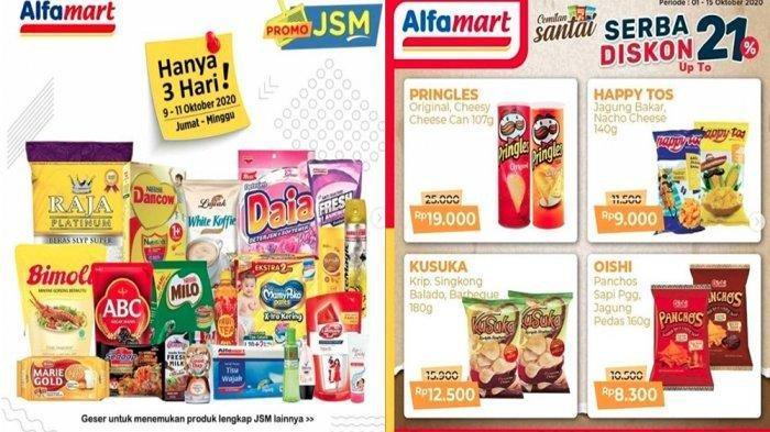 Katalog PromoAlfamart Minggu 11 Oktober 2020, DiskonRinso Rp 16.900, Minyak Goreng 2L Rp 25.300
