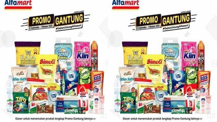 Katalog Promo Alfamart Minggu 27 September 2020 Diskon Rinso Rp 15 900 Minyak Goreng 2l Rp 24 500 Tribun Madura