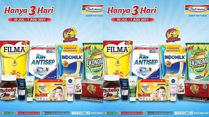 CUMA 3 HARI! Promo JSM Indomaret 30 Juli - 1 Agustus 2021, Kornet Sapi dan Minyak Goreng Turun Harga
