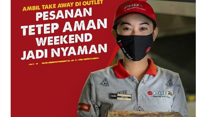 Promo Pizza Hut Delivery Hari ini, 5 Pizza Heboh Cuma Rp 60.000, Ini Variasi Topping Pilihannya