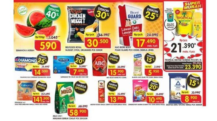 Katalog Promo Superindo Periode 24 - 27 Agustus 2020, Diskon Harga Daging Rendang dan Minyak Goreng