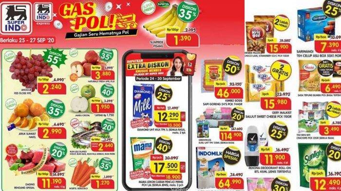 Katalog PromoSuperindo25 - 27 September 2020, Diskon Produk Susu, Sabun Mandi, hingga Minyak