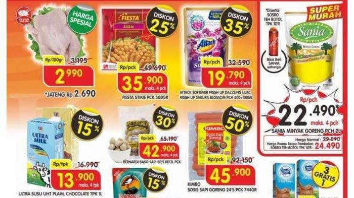 Katalog Promo SuperindoSelasa 3 November 2020, Diskon Harga Telur Ayam,Minyak Goreng, hingga Beras