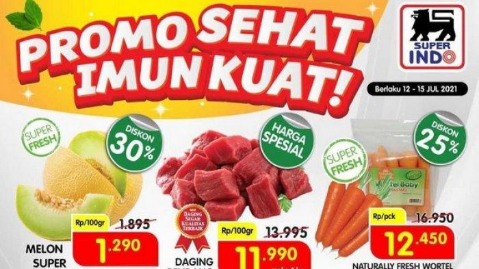 Promo Superindo Terbaru 16-18 Juli 2021: Mie Instan Beli 5 Lebih Hemat dan Minyak Goreng Super Murah