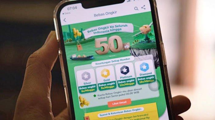 Nikmati Promo Bebas Ongkir Belanja ke Seluruh Indonesia di Tokopedia, Simak Syaratnya Berikut