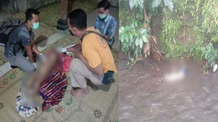 Balita 2,5 Tahun Jatuh dan Terseret Arus di Sungai Desa Kendal Ngawi saat Bermain Bersama Temannya