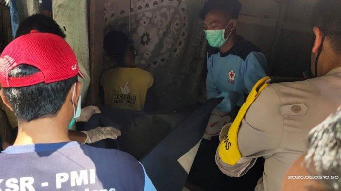 Tukang Becak di Kabupaten Malang Tewas Gantung Diri, Leher Tejerat Kabel Listrik di Warung Kopi