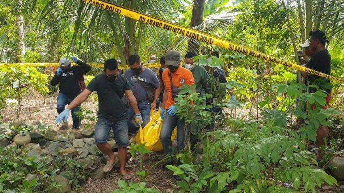 Tragis Pria asal Tulungagung Tewas di Ladang di Trenggalek, Kabur saat Digerebek Bareng Istri Orang