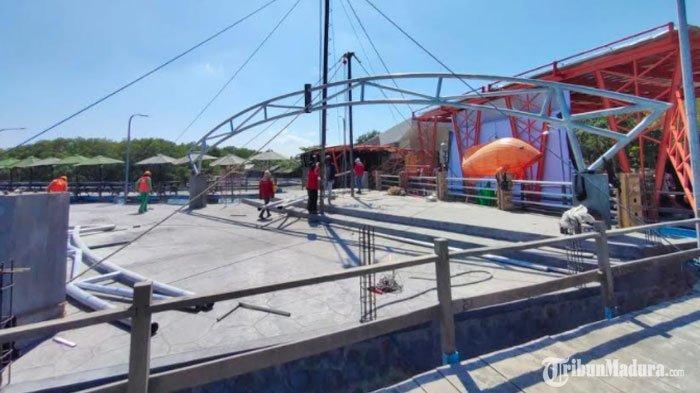Wisata Kampung Kerapu Situbondo Punya Kafe Restro, Layani Pengunjung yang Bersantai dan Kuliner