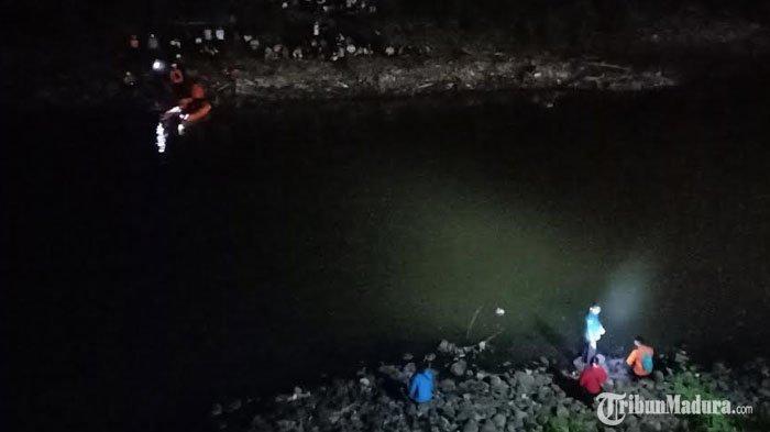 Disangka Lagi Prank Teman-Temannya, Pelajar Madiun Ini Ternyata Tenggelam di Sungai Bengawan