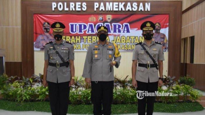 Wakapolres Pamekasan Kini Dijabat Kompol Iswahab, Sebelumnya Punya Jabatan Penting di Polda Jatim