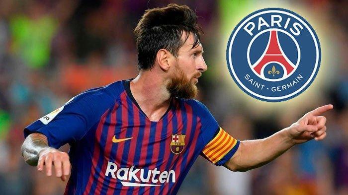 PSG Pepet Terus Lionel Messi, Pelatih Barcelona Ogah Komentar Banyak, ini Harapan Ronald Koeman
