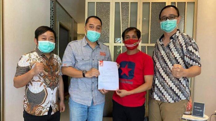 Partai Solidaritas Indonesia Komitmen Menangkan Pasangan Eri Cahyadi-Armuji di Pilkada Surabaya 2020