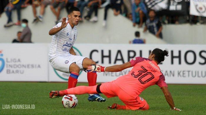 TaklukdariPSIS Semarang,Arema FC Menderita Kekalahan Kedua Sepanjang Gelaran Liga 1 2020